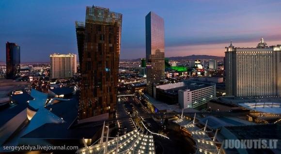 Kambarys Las Vegase už 150 žalio