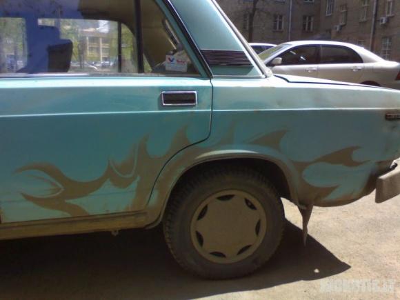 Rusų tiuningas (9 nuotraukos)