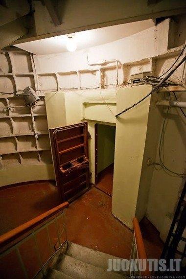 Stalino bunkeris (15 nuotraukų)
