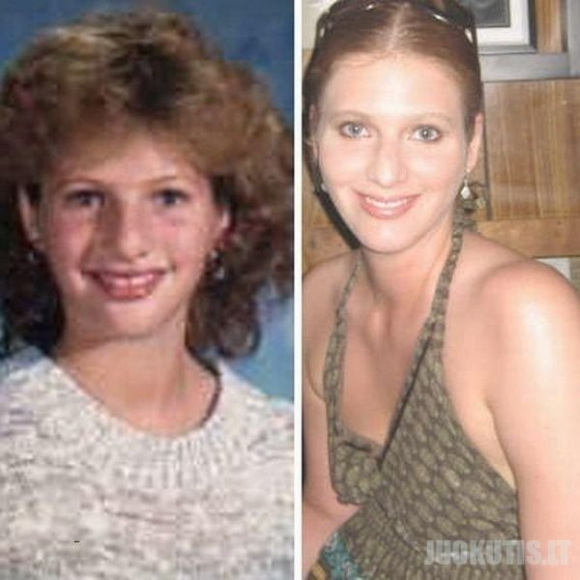 Vaikystėje ir dabar (22 nuotraukos)