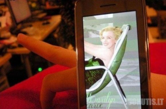 Pramogos su telefonu (11 nuotraukų)