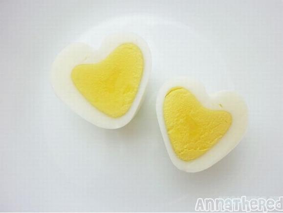 Kiaušinis širdutės formos