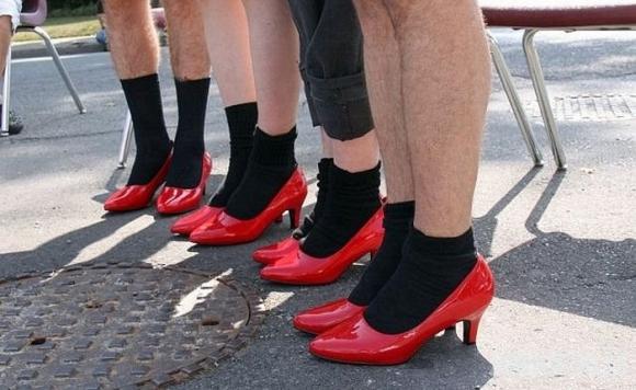 """Parade \""""Paimkite savo batus mylimosios\"""" (7 nuotraukos)"""