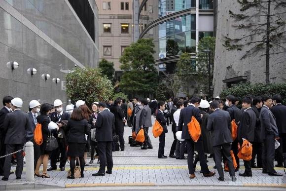 Tsunamis Japonijoje