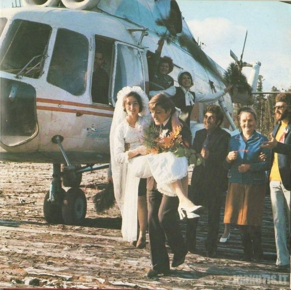 Rusiškos vestuvės
