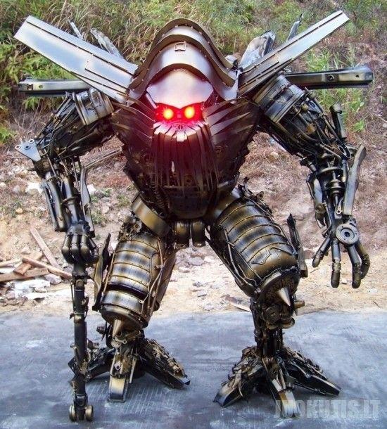 Transformeriai Kinijoje