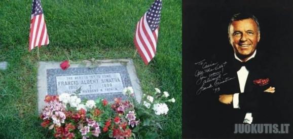 Įžymus žmonės 20 amžiaus ir jų kapai