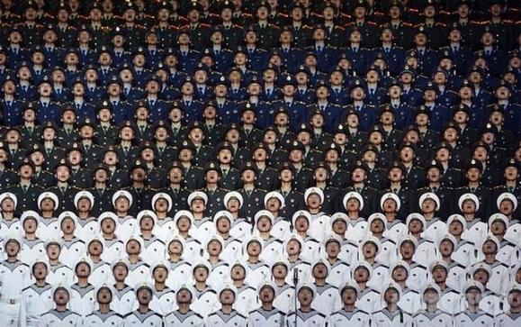 Juokingos nuotraukos iš armijos