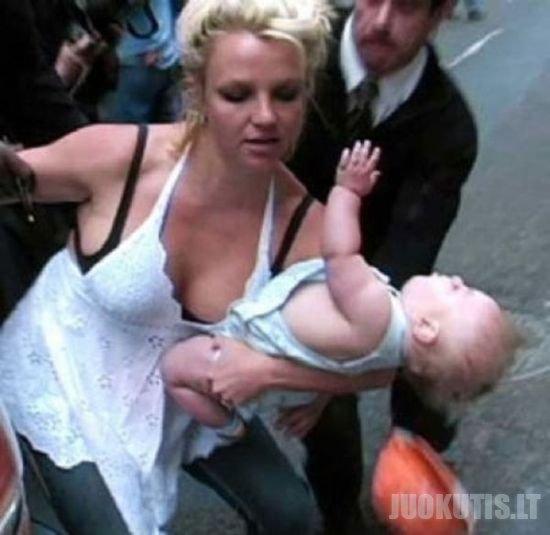 Labai blogi tėvai