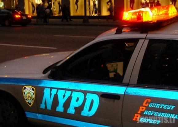 Policininkai,New Yorke