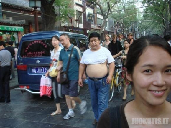 Nauja mada Kinijoje
