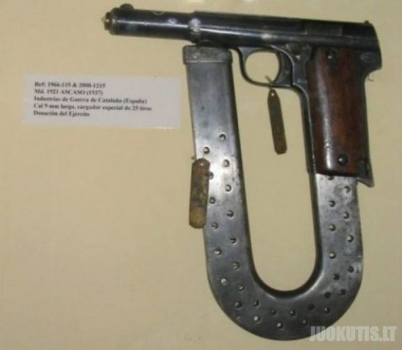 Neįprasti ginklai