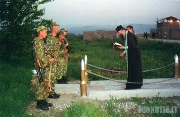 Dvasininkai kariuomenėje