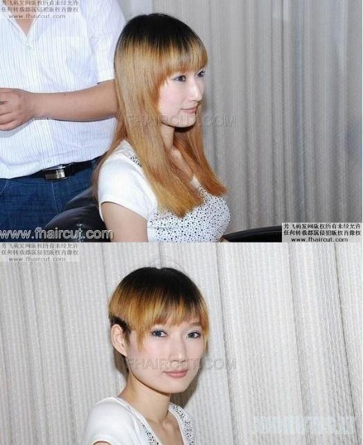 Linkėjimai nuo kinų stilistų