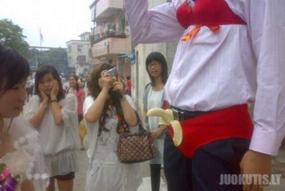 Kinų vestuvinės tradicijos