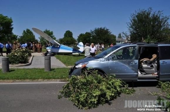 Rečiausia avarija - Naujajame Orleane