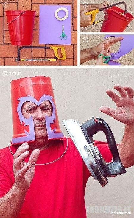 Trys žingsniai, kaip tapti superherojais