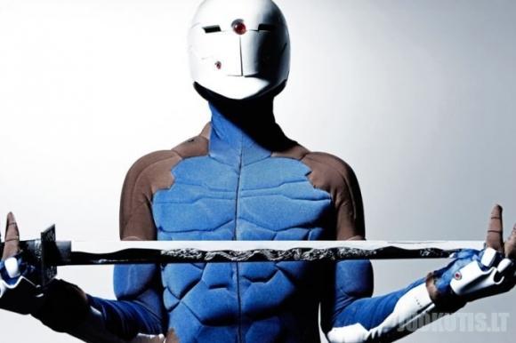 Naujausias Ninja kostiumas