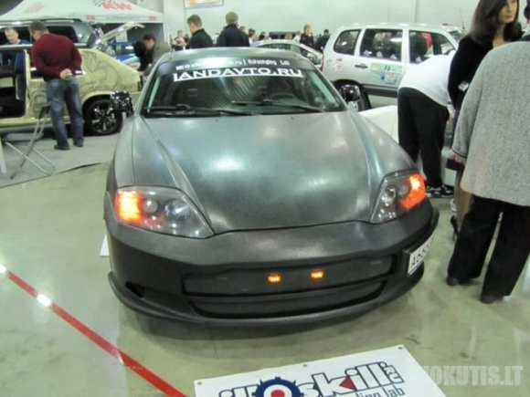 Automobilių tiuningo šou