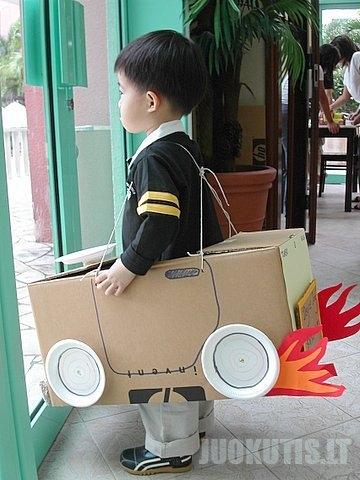 Dėžė ant ratų