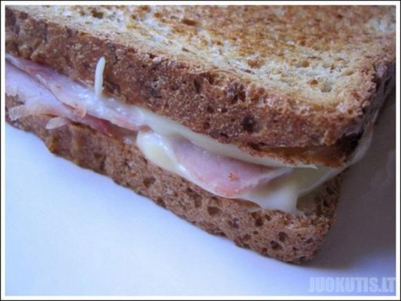 Skaniausias sumuštinis