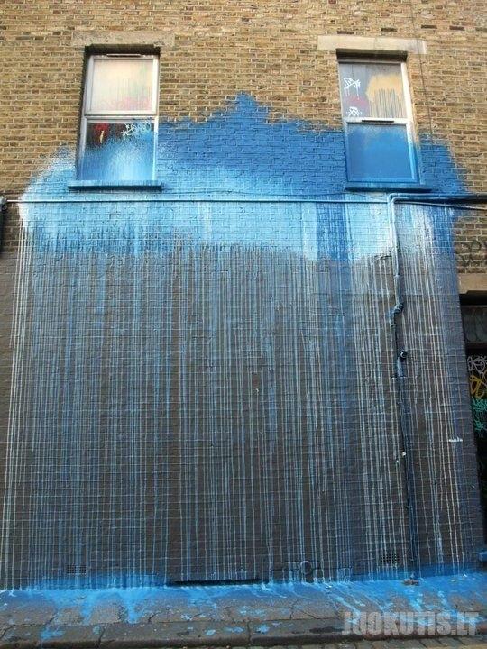 Gatvės meno graffiti