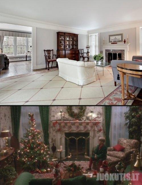 """Namas iš filmo \""""Vienas namuose\""""parduodamas už $2,4 mln"""