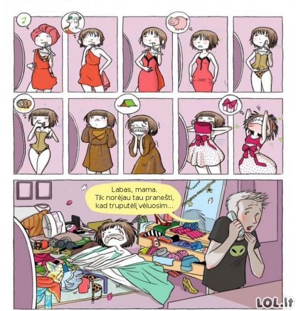 Šiuolaikinių moterų problemos