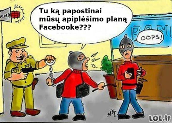 Socialinių tinklų grėsmės