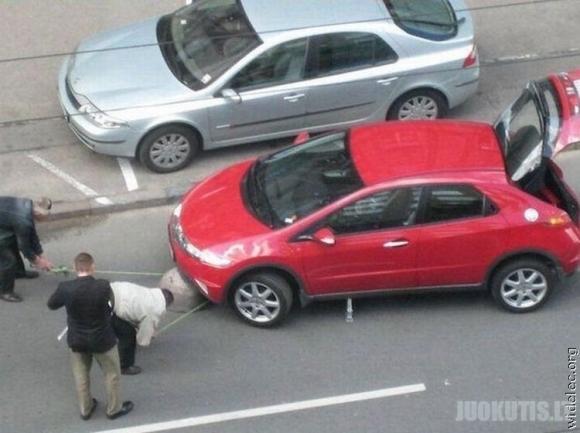 Neįprasti auto įvykiai. antra dalis