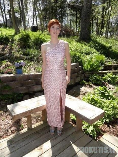 Alaus suknelė