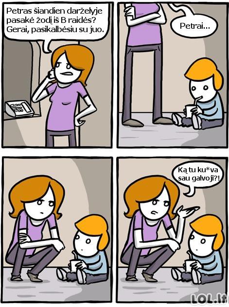 Tėvelių kultūros perteklius