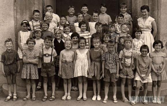 Prancūzijos mokyklos - seniau ir dabar