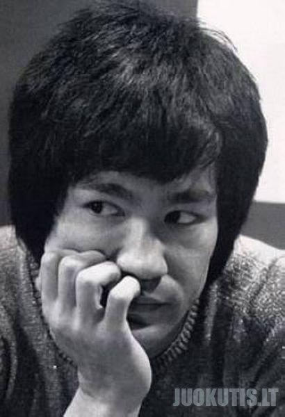Nuotraukos iš šeimyninio Bruce Lee archyvo