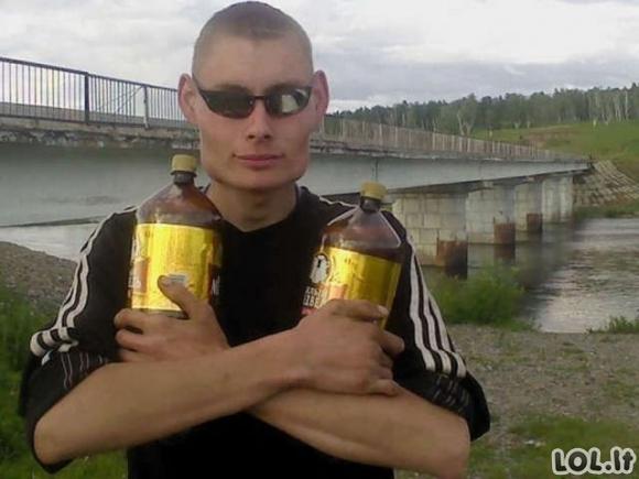 Pažintis su Rusija (11 foto)