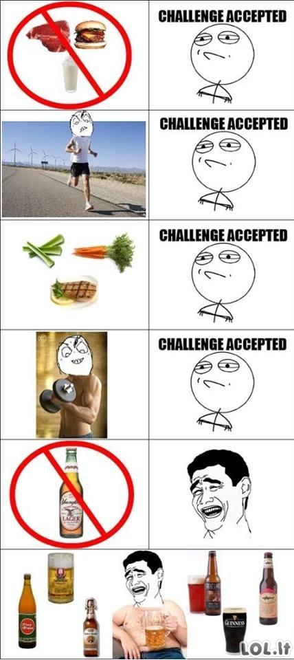 Sunkiausias iššūkis vyrams