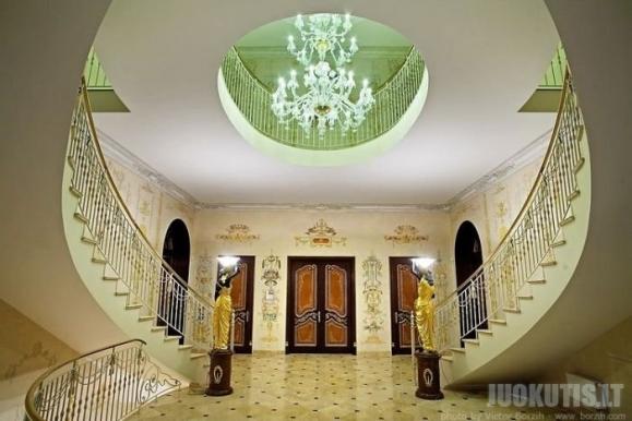 Rusijos elito namai Pamaskvyje