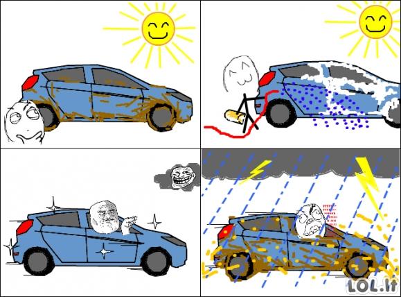Vairuotojų siaubas