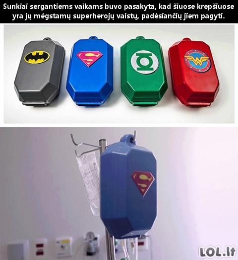 Išmintingi medikai