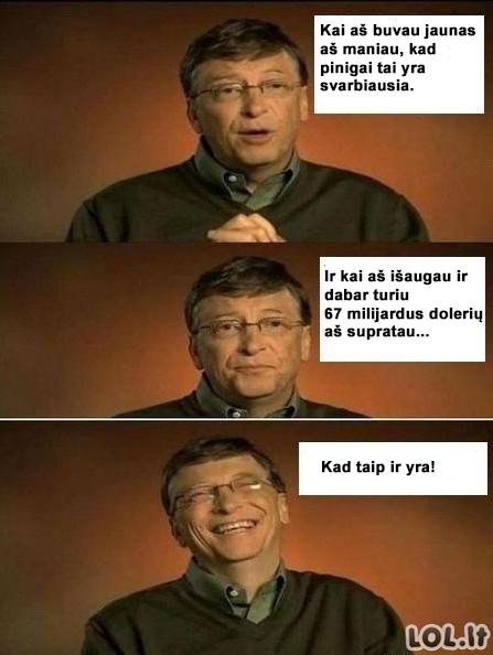 Bill'o Gates logika