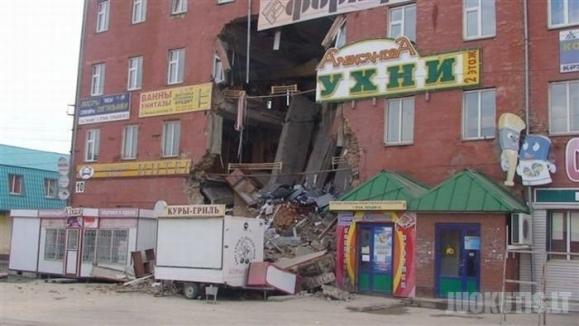 Prekybos centras be sienų
