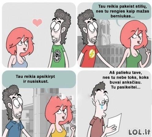 Panelių logika santykiuose