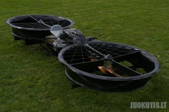 Oro motociklas - Hoverbike