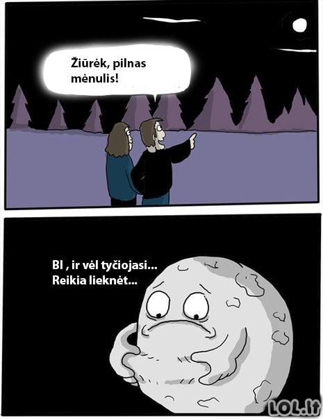 Kompleksuotas mėnulis
