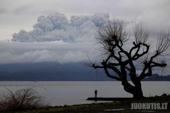 Vulkaniniai pelenai
