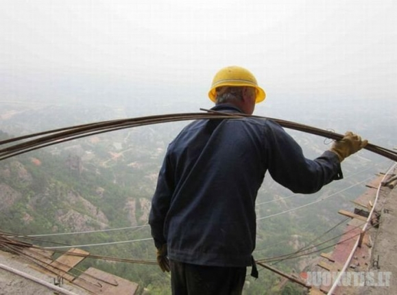 Drąsūs kinų darbininkai