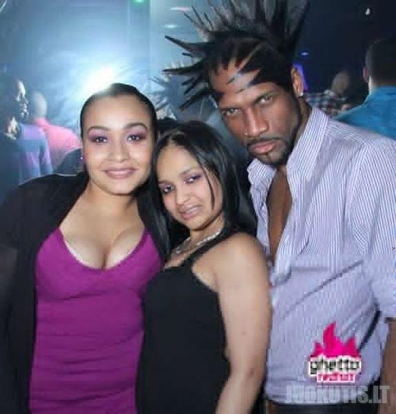 Ghetto lankytojai ir jų kvailos šukuosenos