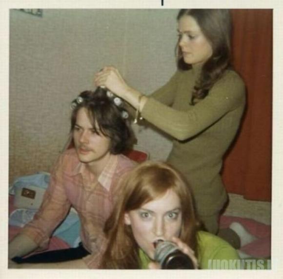 Šešiasdešimtųjų amerikiečių studentų linksmybės