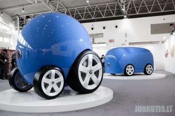 Naujas Volkswagen automobilis kinų rinkai