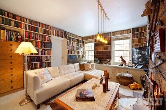 Išskirtinis namas Manhetene